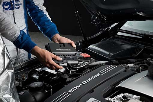 AMG-Tuning Einfacher Einbau und Rückrüstung in den Serienzustand