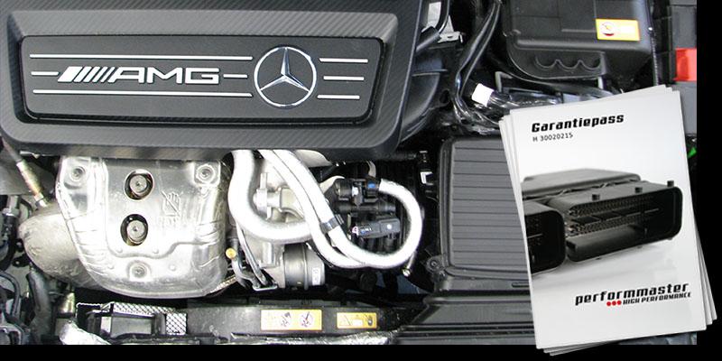 AMG-Tuning mit Motorgarantie