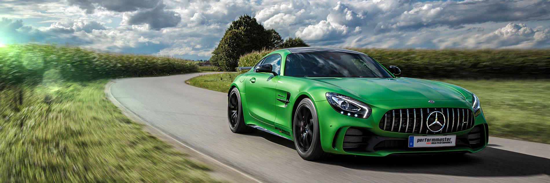 Tuning für Mercedes-AMG GT R