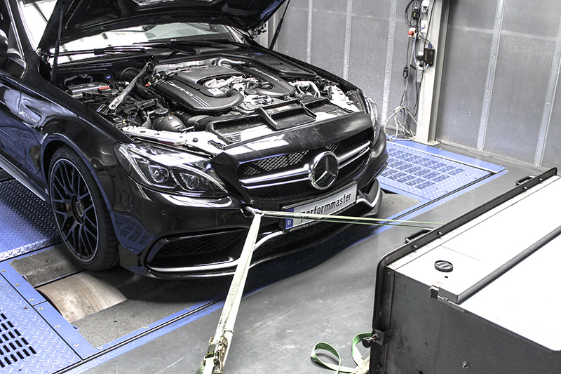Leistungsteigerung AMG performmaster