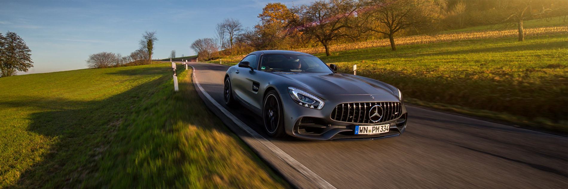Leistungssteigerung Mercedes AMG GT S