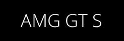 Tuning für Mercedes AMG GT S